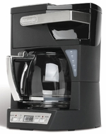 DeLonghi DCF212T 12 Cup Drip Coffeemaker - click to enlarge