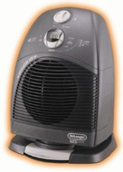 DeLonghi DFH480M SafeHeat Fan Heater - click to enlarge