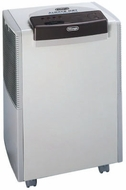 DeLonghi DH100P 40 Pint Pump Dehumidifier - click to enlarge
