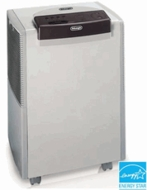 DeLonghi DHE90 40 Pint Dehumidifier - click to enlarge