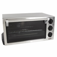 DeLonghi EO1270B 6-Slice Toaster Oven - - click to enlarge