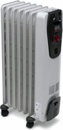 DeLonghi EW0507 Oil-Filled Radiator Heater - click to enlarge