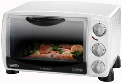 DeLonghi XU1837W Trilogy Toaster Oven / Broiler - click to enlarge