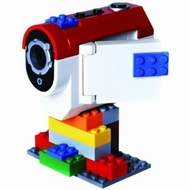 Digital Blue Lego Stop Animation Video Camera - click to enlarge