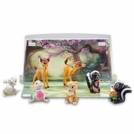 Disney Bambi Figure Play Set - click to enlarge