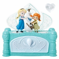 Disney Frozen Do You Want to Build a Snowman Jewelry Box Toy - click to enlarge