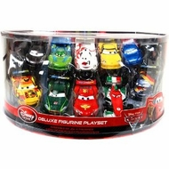 Disney  Pixar CARS 2 Movie Exclusive PVC 10Pack Deluxe Figurine Playset - click to enlarge
