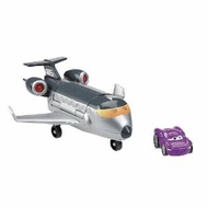 Disney pixar CARS 2 Movie Imaginext Exclusive Figure Siddeley Holley Shiftwell - click to enlarge