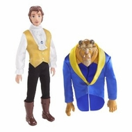 Disney Princess Transforming Beast Doll - click to enlarge