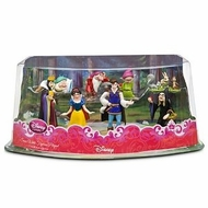 Disney Snow White and the Seven Dwarfs Figure Play Set - click to enlarge