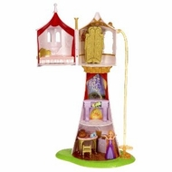 Disney Tangled Featuring Rapunzel Magical Tower Playset - click to enlarge