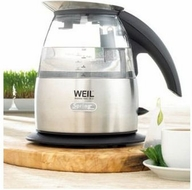 Dr. Weil 9805 Healthy Kitchen Electric Water Kettle - click to enlarge