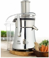 Dr. Weil 9806 Healthy Kitchen Stainless-Steel Juice Extractor - click to enlarge