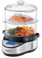 Dr. Weil 9817 Healthy Kitchen Food Steamer - click to enlarge