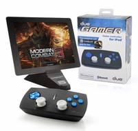Duo Gamer for iPad, iPhone and iPod Touch - click to enlarge