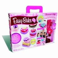 Easy Bake Microwave and Style Deluxe Delights - click to enlarge
