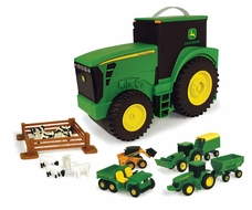 Ertl John Deere Carry Case Value Set - click to enlarge