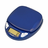 Escali N115RB Pico Digital Mini Scale, Royal Blue - click to enlarge