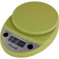 Escali P115TG Primo Digital Scale Terragon Green - click to enlarge