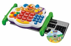 Fisher-Price Computer Learning System - click to enlarge