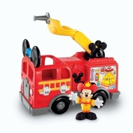 Fisher-Price Disney Mickey Fire Truck - click to enlarge