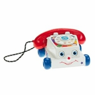 Fisher-Price Disney Pixar Toy Story 3 Big Talking Chatter Telephone - click to enlarge
