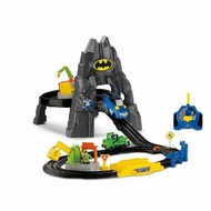 Fisher Price Geotrax DC Super Friends Batman Batcave - click to enlarge