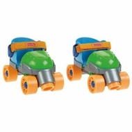 Fisher-Price Grow-with-Me 1,2,3 Roller Skates - Boys - click to enlarge