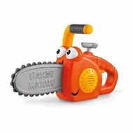 Fisher-Price Handy Manny Ripp Chain Saw - click to enlarge