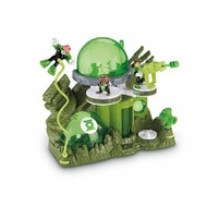 Fisher-Price Imaginext DC Super Friends Green Lantern Planet OA - click to enlarge