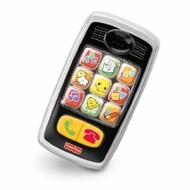 Fisher-Price Laugh and Learn Smilin Smart Phone - click to enlarge