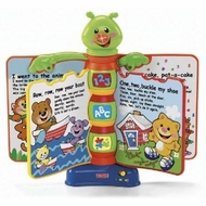 Fisher Price Laugh & Learn Storybook Rhymes - click to enlarge