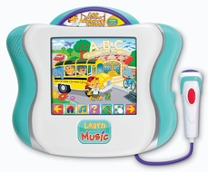 Fisher-Price Learn Through Music TouchPad - click to enlarge