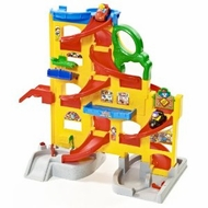 Fisher-Price Little People Wheelies Stand  Play Rampway - click to enlarge