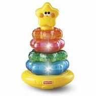 Fisher Price Little Super Star Classical Stacker - click to enlarge