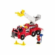 Fisher-Price Michael and His Rescue Rig - click to enlarge