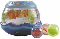 Fisher-Price Ocean Wonders Fishbowl - click to enlarge