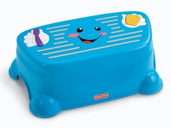 Fisher-Price Sing with Me Step Stool - click to enlarge