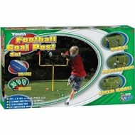Franklin Sports Future Champs Youth Football Goal Post Set No. 14266 - click to enlarge
