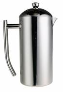 Frieling French Press, Brushed Stainless Steel - click to enlarge