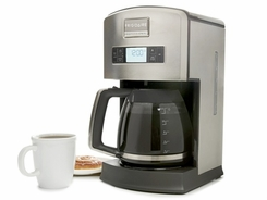 Frigidaire FPDC12D7MS Professional 12-Cup Drip Coffee Maker - click to enlarge