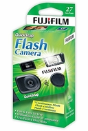 Fujifilm QuickSnap 400 Speed Single Use Camera with Flash (20-Pack) - click to enlarge