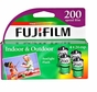 Fujifilm Super HQ 200 Speed 24 Exposure 35mm Film