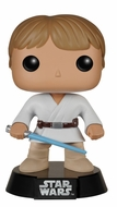 FunKo POP Star Wars: Tatooine Luke Toy Figure - click to enlarge