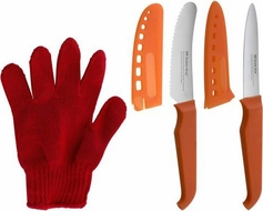 Furi 838 Rachael Ray Young Cooks Cutting Set - click to enlarge