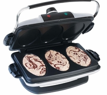 George Foreman Omelet Plates for the G5 George Foreman Grill - click to enlarge