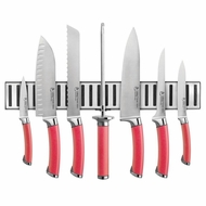 Ginsu Shoku Stainless Steel Cutlery Set - click to enlarge