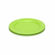 Green Eats 2 Pack Plates, Green - click to enlarge