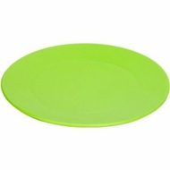 Green Eats 4 Pack Snack Plate, Green - click to enlarge