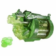 Green Lantern Colossal Cannon Blaster - click to enlarge